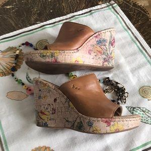 Born BOC Platform Sandals
